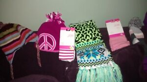 New and used Girls clothing including jackets and boots