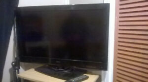 32 Selkirk flat screen tv