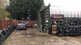 Tyre Bay Garage For Sale
