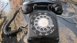 Northern Electric Rotary Dial Phone