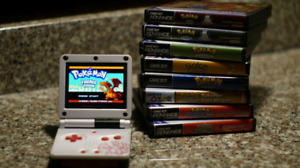 SELLING/BUYING, GBA CONSOLES!