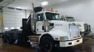 1992 Western star Texas bed truck