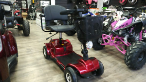 NEW 2019 FREEDOM FOLDIT 4 WHEEL ELECTRIC SCOOTER!! SALE!!