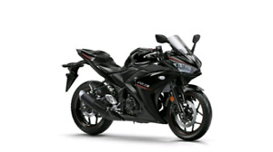 Motorcycle Rental R3