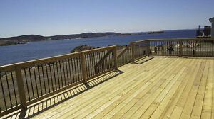 JUST REDUCED !Panoramic View of the Ocean in Beautiful Bonavista St. John's Newfoundland image 9