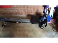 York Fitness Rowing Machine - Good Used Condition
