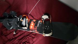 Planche a neige + bottes