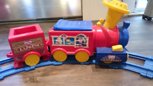 Little Tykes Express Ride-On Train, Battery Powered