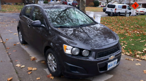 Winter Tires Included on 2013 Sonic Lt already has Safety