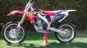 Motocross Honda CRF 250 2009