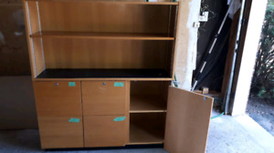 Office cabinet - solid industrial and heavy