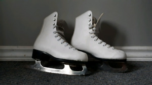Figure skates size 2 youth