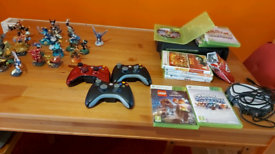 Xbox 360 and Games/Figures