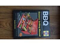 Brand new Haynes BBQ Owners Grilling Manual