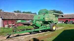 Want: CV PTO shaft for JD 7721