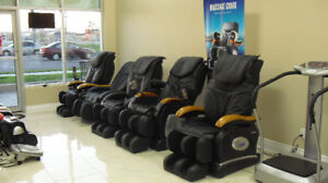 Massage Chairs/Beds, Infrared Saunas - Overstock clearance price