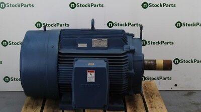 100HP 900RPM - SIEMENS 2150657014 NSNB - 100 HP ELECTRIC MOTOR 885 RPM 445T / FO