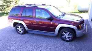 2005 Chevrolet Trailblazer LTZ Certified + E-tested