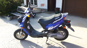 2003 BW scooter