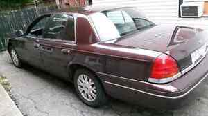 2003-2011 Ford Crown Victoria parts