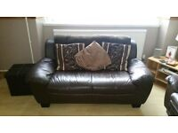 2x 2 seater Settees