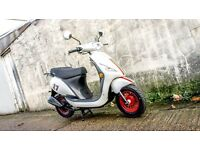50cc moped learner legal Sinnis Street 50 New
