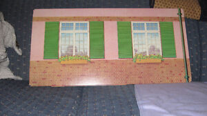 Sindy doll vintage bedroom extension for Super Home Pedigree Cornwall Ontario image 8
