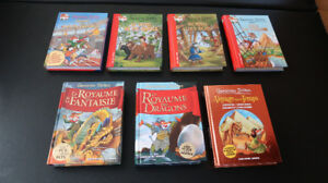 GERONIMO STILTON (7 livres édition spéciale)