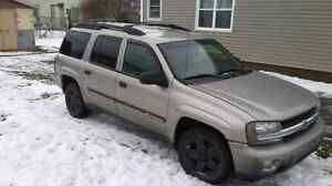 02 CHEVY TRAILBLAZER EXT FOR PARTS OR REPAIR