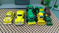 Variety of John Deere and other collectables