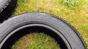 Goodyear Nordic winter tires  Peterborough Peterborough Area image 1