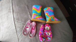 Chaussures fille gr11--10$