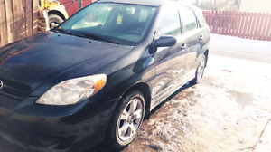 Toyota Matrix 2005 Xr 1.8l