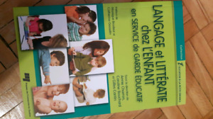 Langage et litteratie chez l'enfant