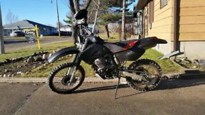2000 Honda XR 400 R