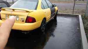 Nissan sentra ser spec v 2003