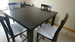 Pub height table for sale