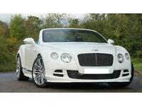 2014 Bentley Continental GT SPEED ** FACTORY CARBON STYLING ** Auto Convertible