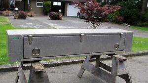 Aluminum Storage Box Campbell River Comox Valley Area image 2
