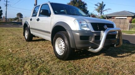 Holden rodeo Ra 4x4 dual cab 4wd Grovedale Geelong City Preview