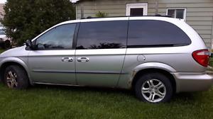 2001 Dodge Caravan- $500 CASH FIRM