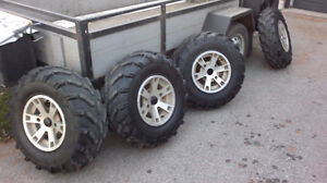 CAN-AM ATV TIRES