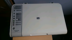 HP all in one colour inkjet