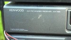 KENWOOD STEREO RECEIVER KR-795