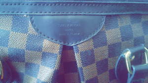 Lightly used Louis Vuitton purse