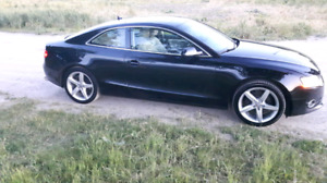 2012 Audi A5 only 63530kms