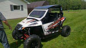 2015 Wildcat 700 Sport Limited