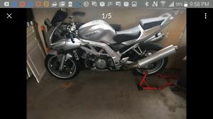 Suzuki SV 1000 sale / trade