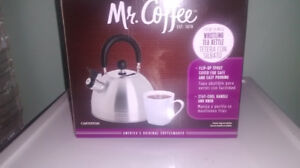 MR.COFFEE WHISTLING KETTLE