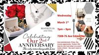 Celebrate Magnolia and Vine 2nd Anniversary 2017 product launch